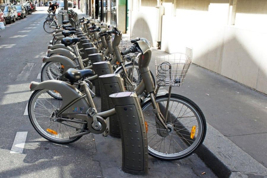 Les vélib