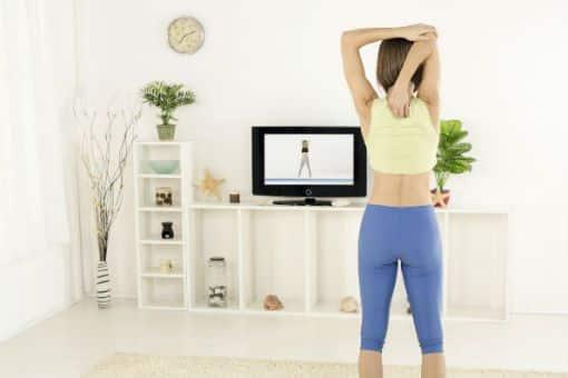 Faites du sport à la maison et restez motivés