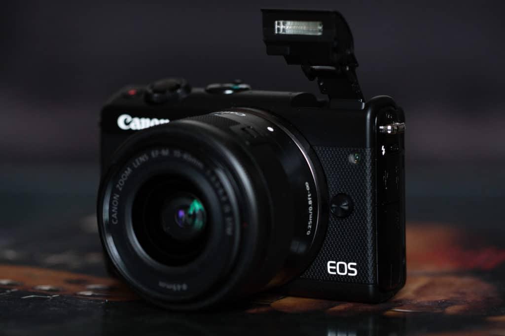 Les appareils photo Canon
