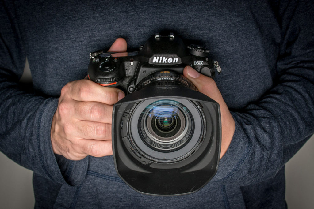 Les appareils photo Nikon