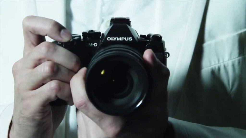 Les appareils photo Olympus