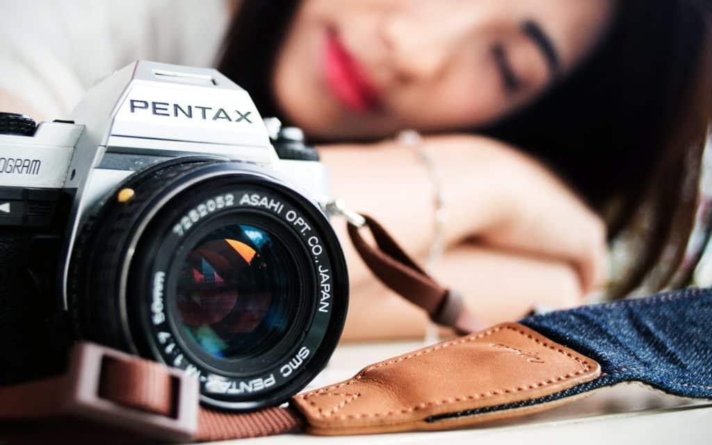 Les appareils photo Pentax
