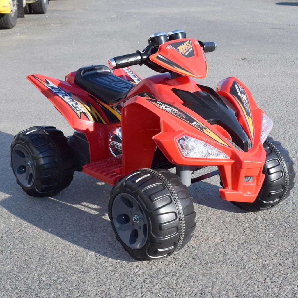 Le quad électrique pour enfant