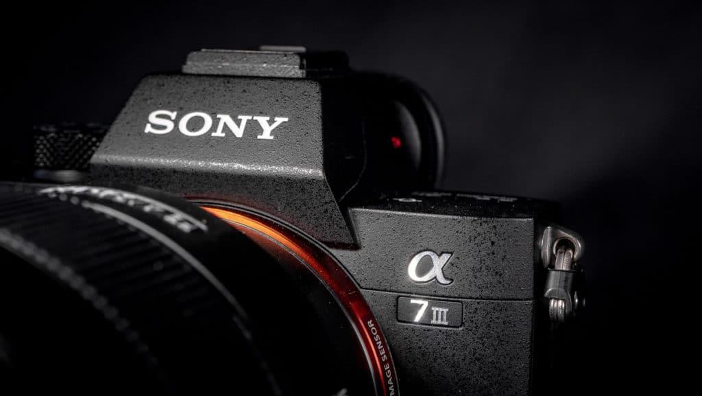 Zoom sur les appareils photo Sony