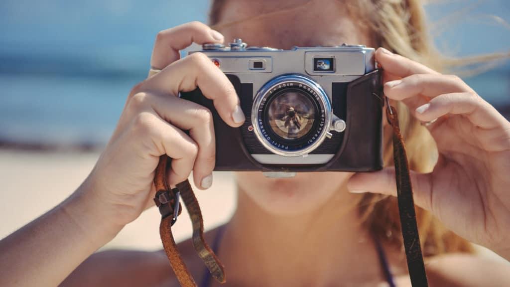 L'appareil photo argentique
