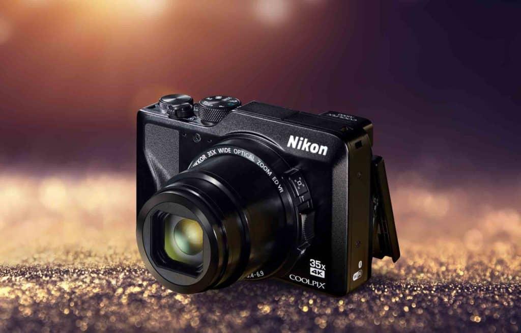 L'appareil photo compact de Nikon