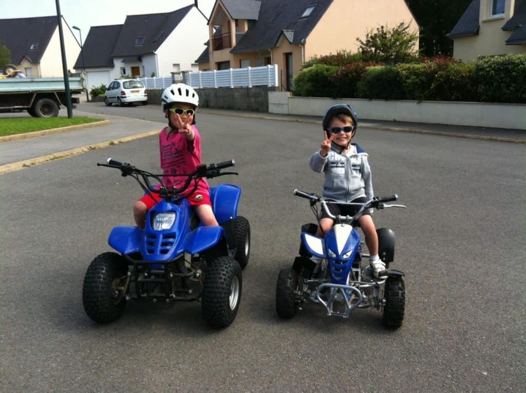 Les quads électriques pour enfant
