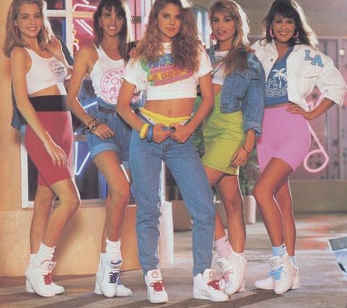 Le retour des années 90