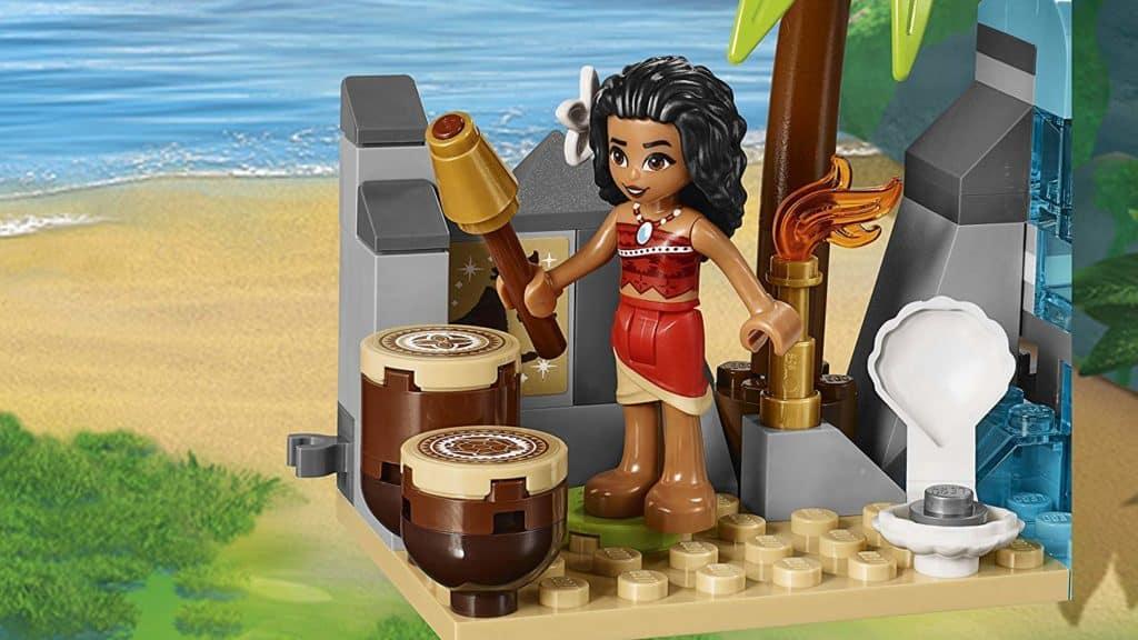 Lego Vaiana