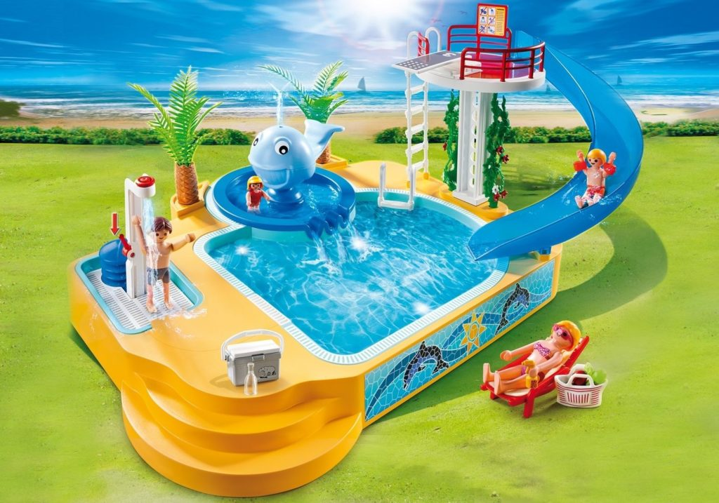 Piscine Playmobil