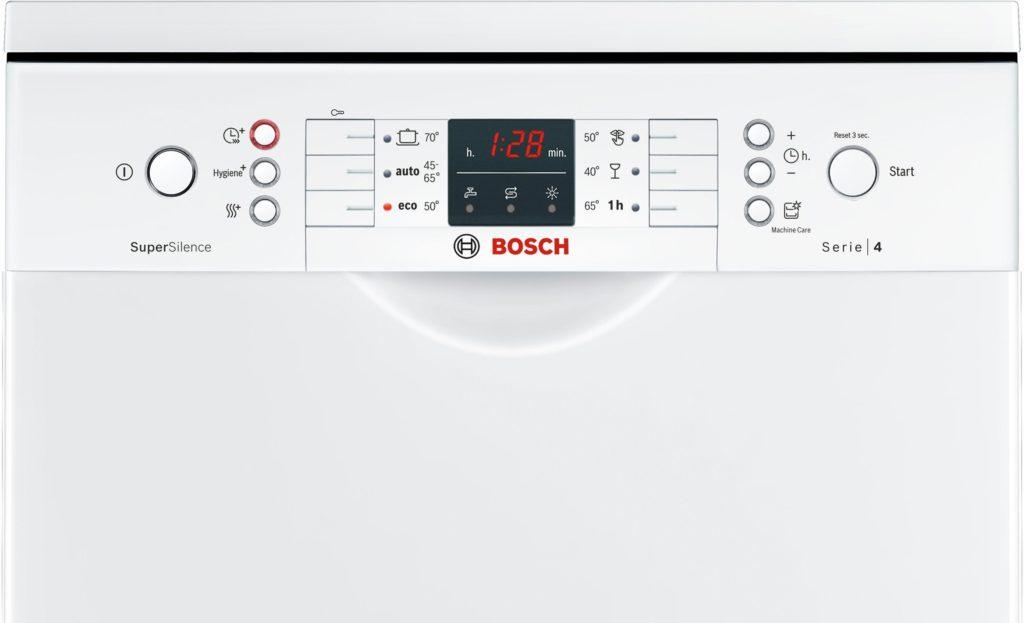 Zoom sur le Lave vaisselle Bosch