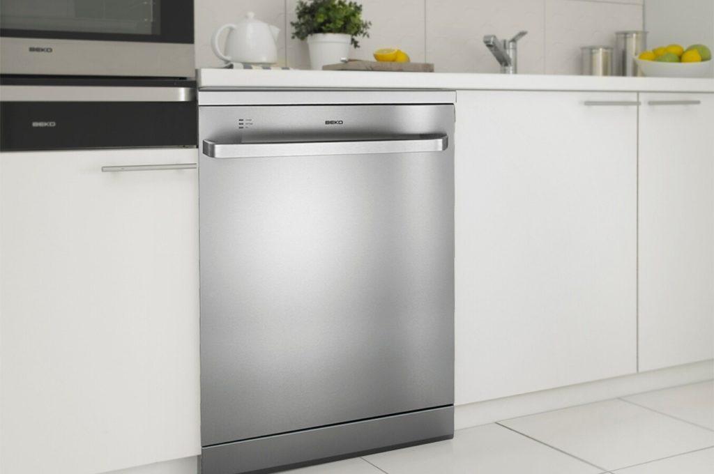 Zoom sur le lave vaisselle Beko