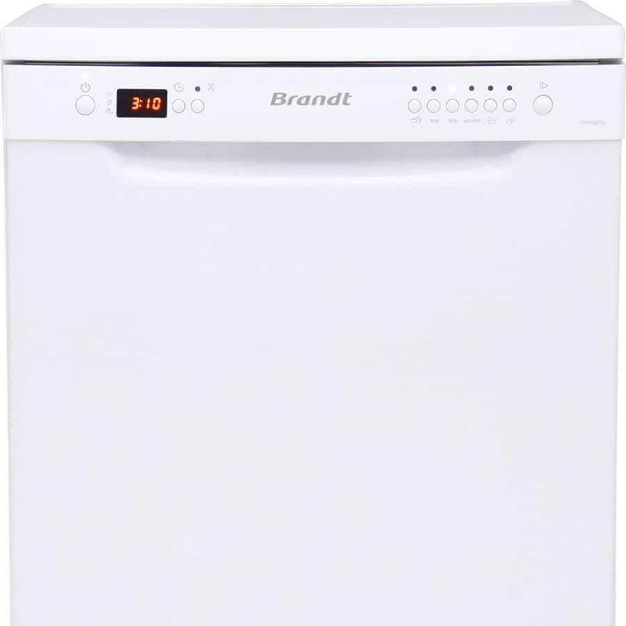 Zoom sur le lave vaisselle Brandt