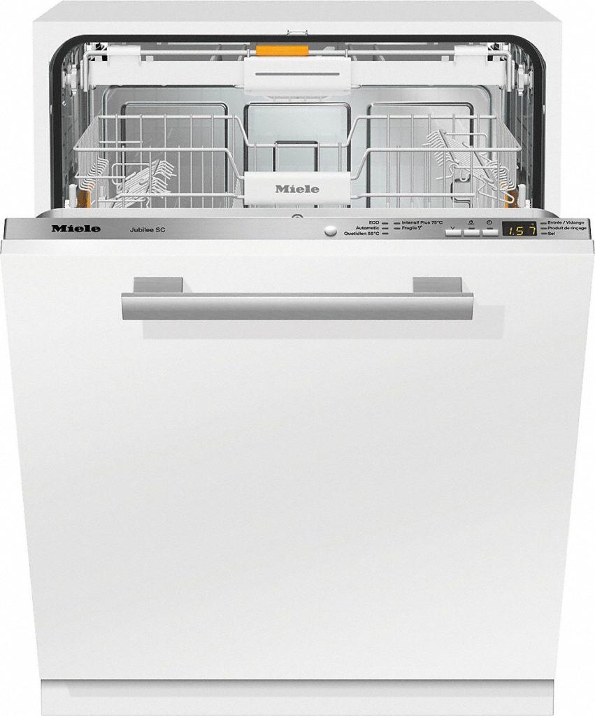 Zoom sur le lave-vaisselle Miele
