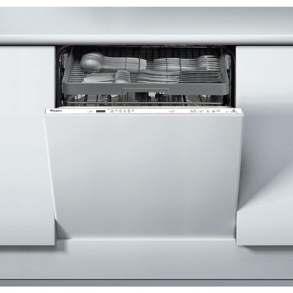 Zoom sur le lave-vaisselle encastrable