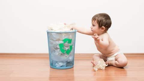 Adapter le zéro déchet à la maternité
