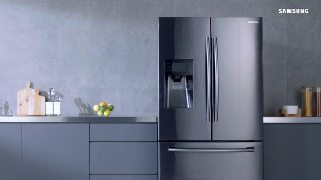 Le frigo américain Samsung