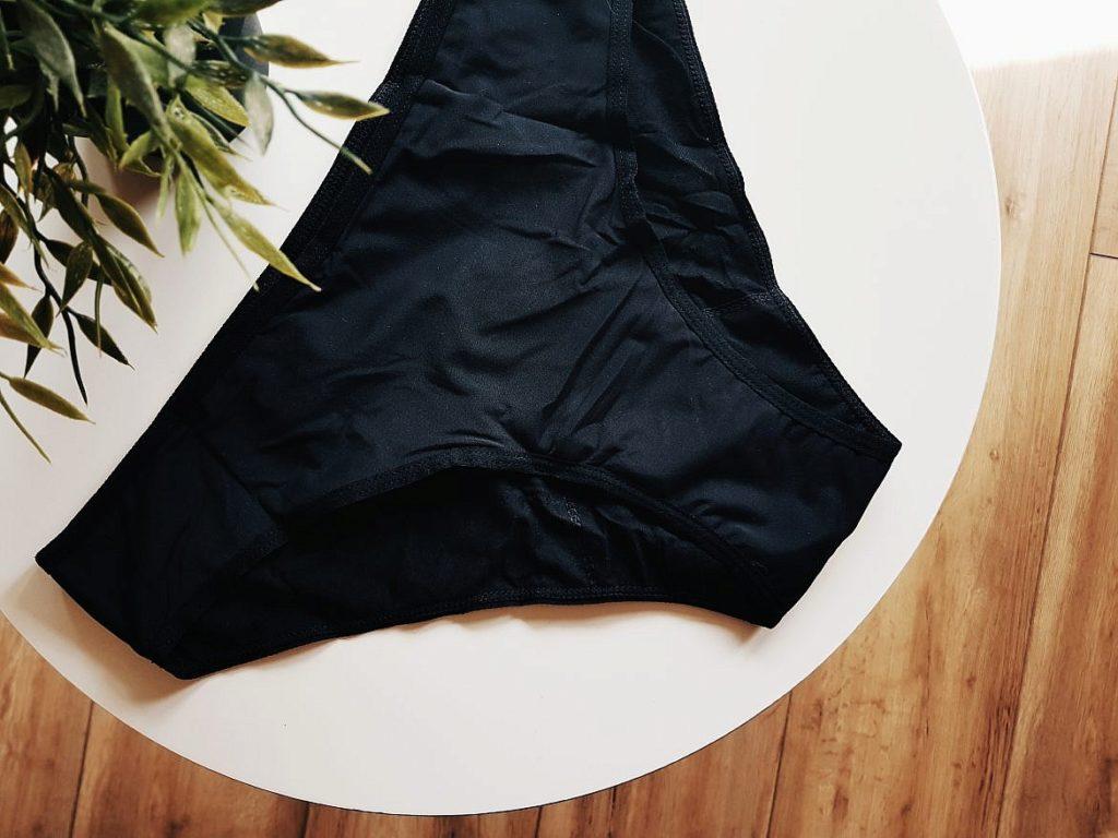 Zoom sur la culotte menstruelle