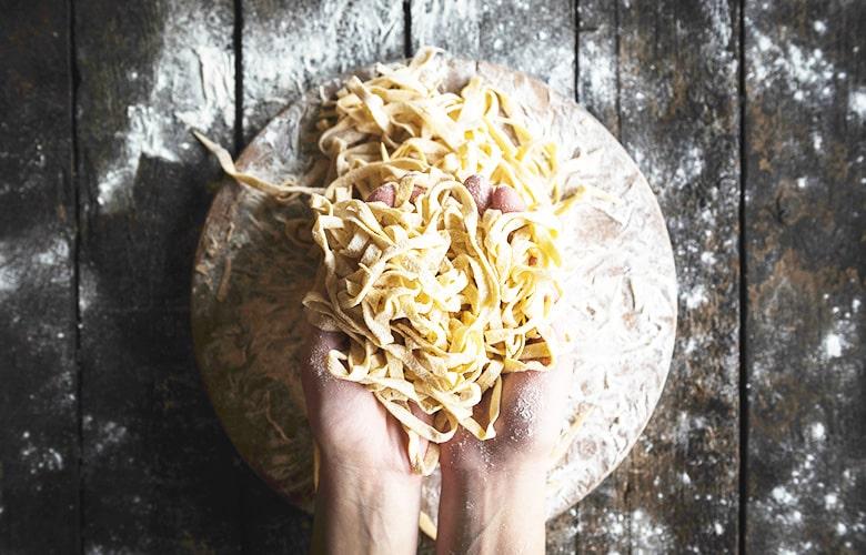 Organiser un diner sous le signe de l'Italie