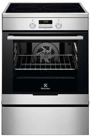 Cuisinière induction Electrolux EKI6771TOX