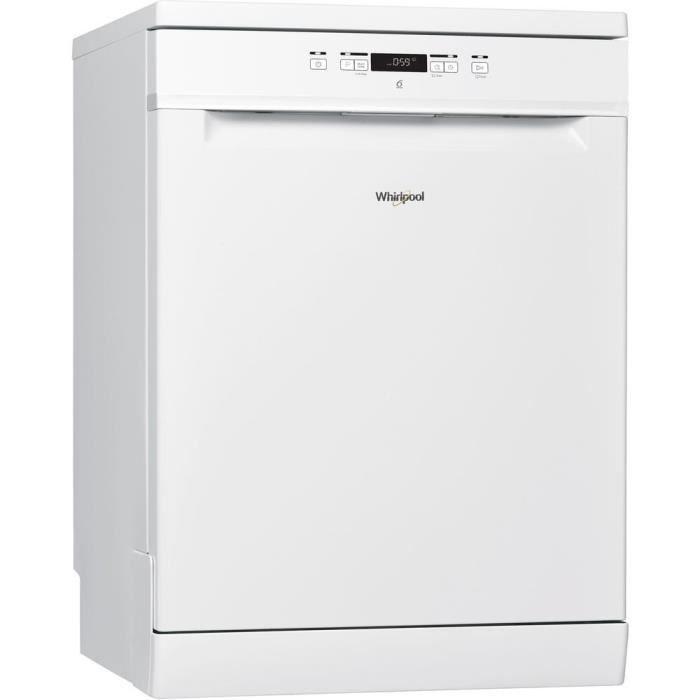 Lave vaisselle Whirlpool WFC3C26P