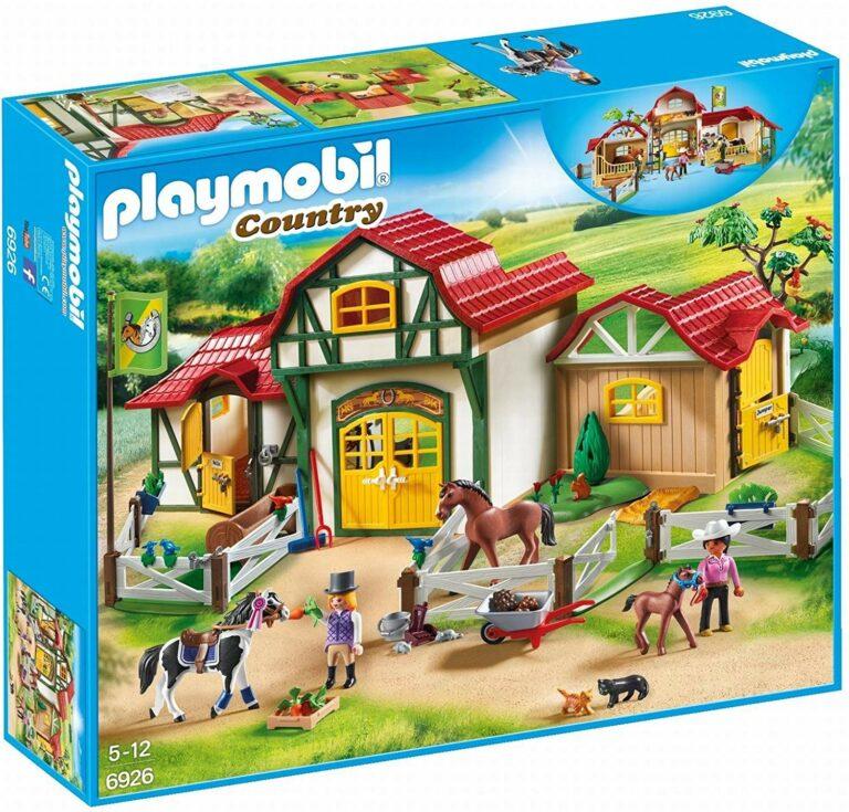 PLAYMOBIL 6926 – Club d'équitation