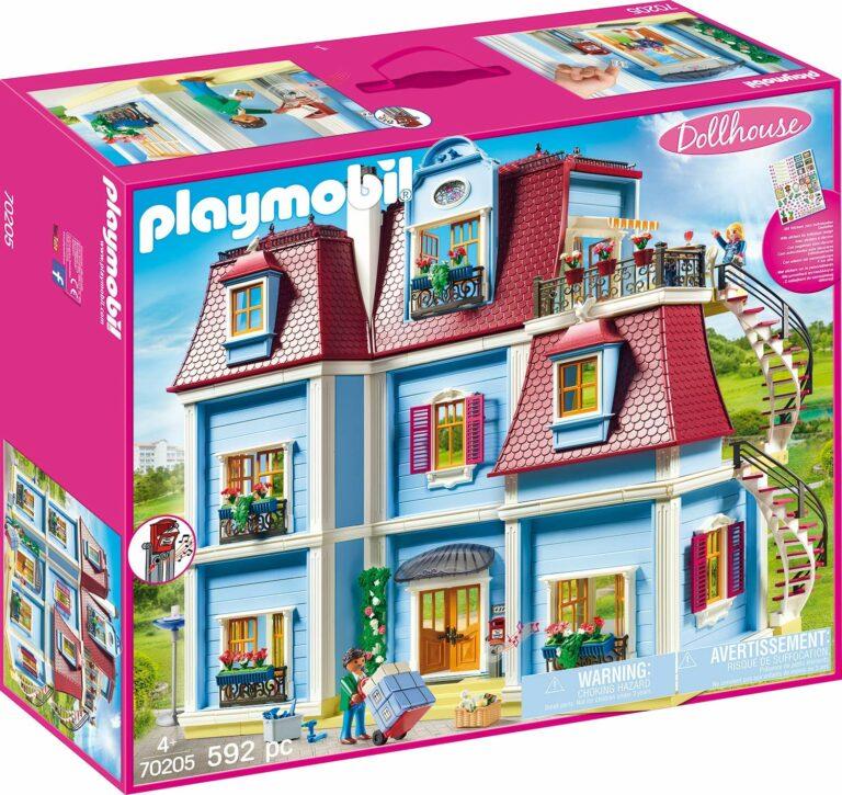 Playmobil 70205 Dollhouse – la maison traditionnelle