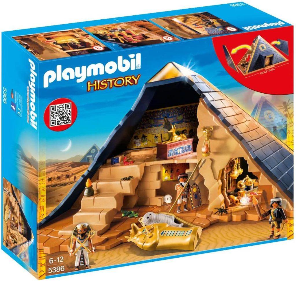 Playmobil – Pyramide Du Pharaon – 5386
