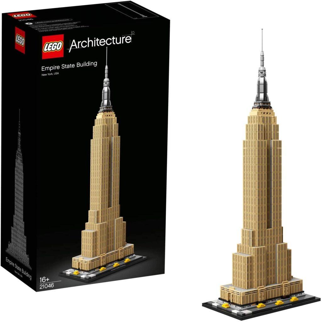 LEGO®-Architecture L'Empire State Building 21046