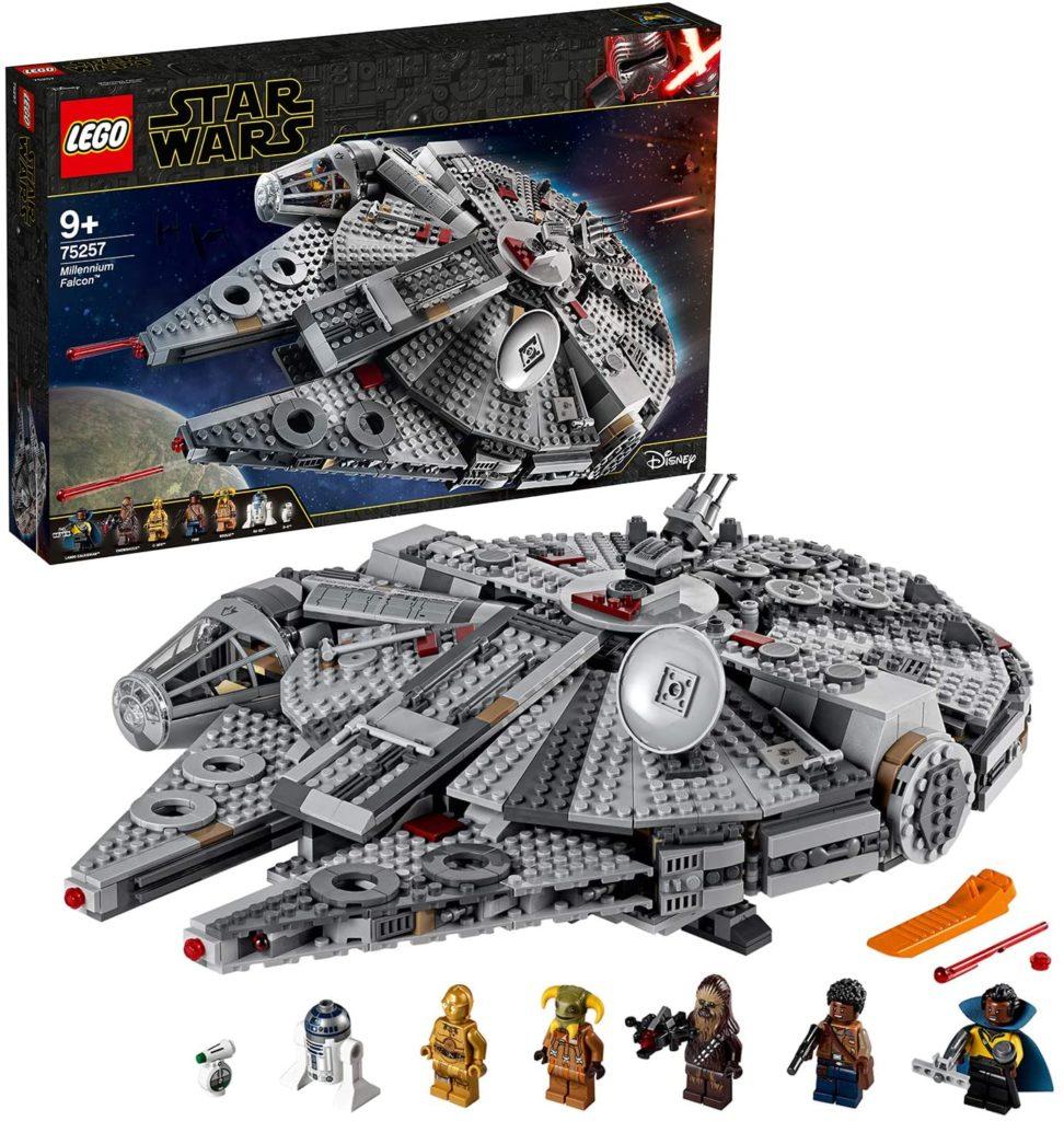 LEGO®-Star Wars™ Faucon Millenium™ 75257