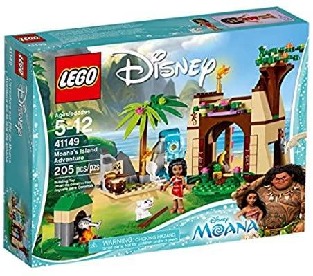 LEGO – 41149  L'aventure Sur L'île de Vaiana