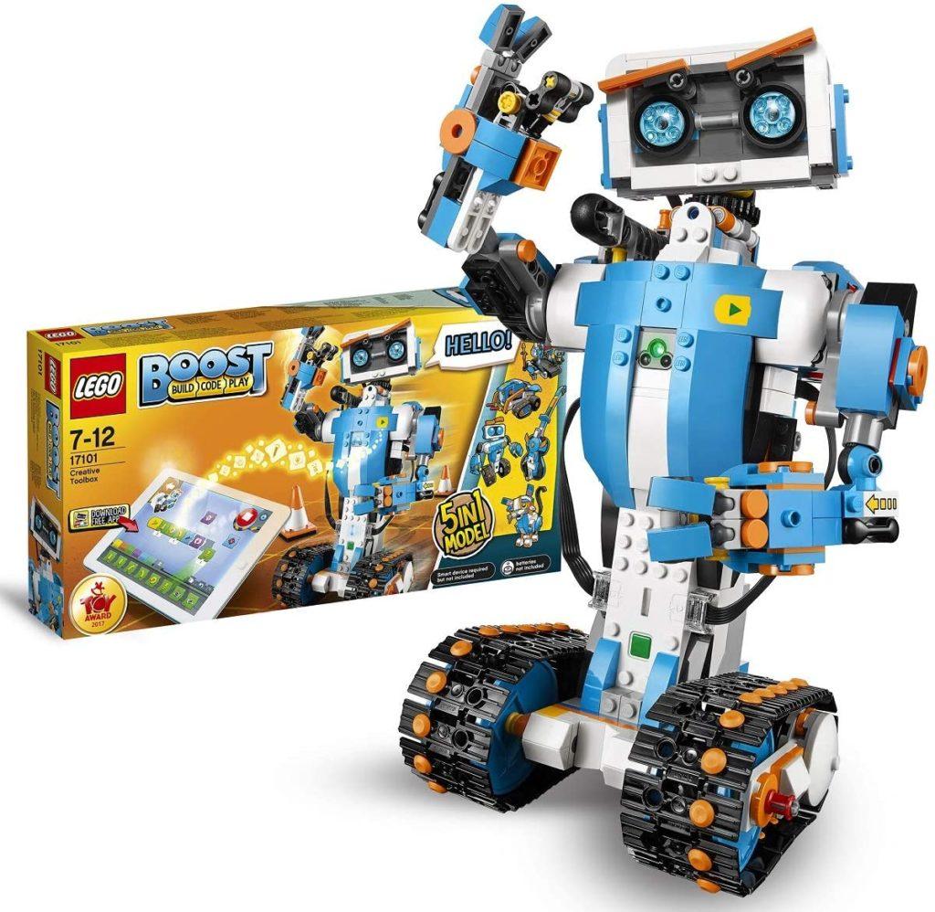 LEGO Boost - 17101 - Mes premières constructions