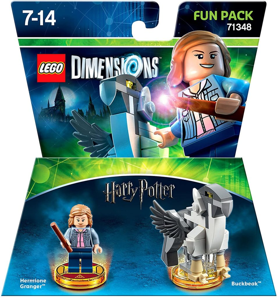Lego Dimensions Hermione Granger