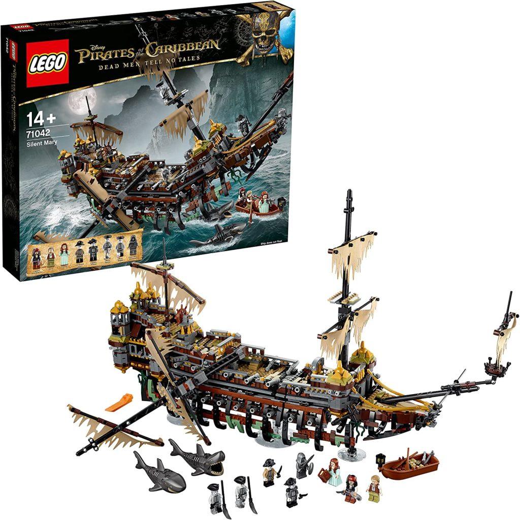 Lego Pirates des Caraïbes - 71042- Silent Mary