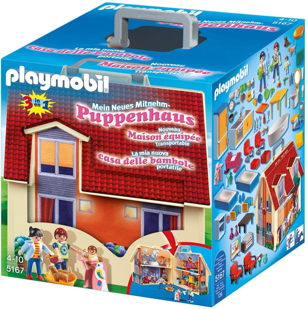 PLAYMOBIL 5167 – La Maison Transportable