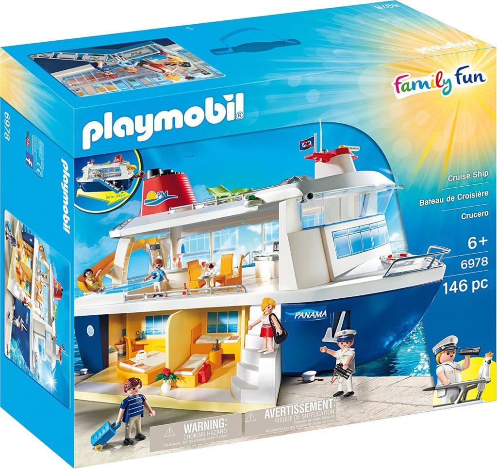 Playmobil – Bateau de Croisière – 6978