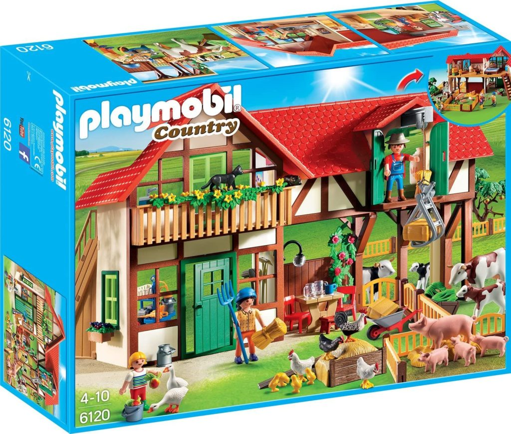 Playmobil Country Grande ferme 6120
