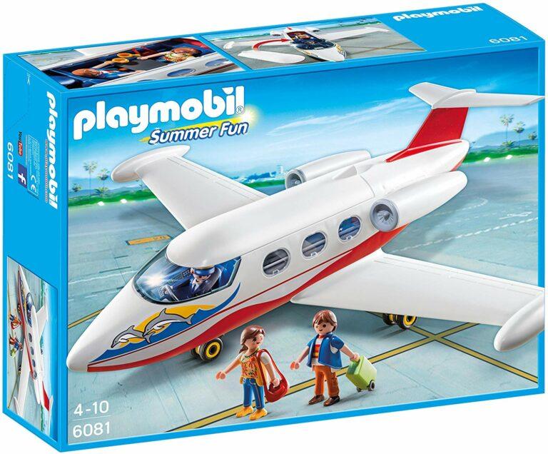 playmobil avion 6081