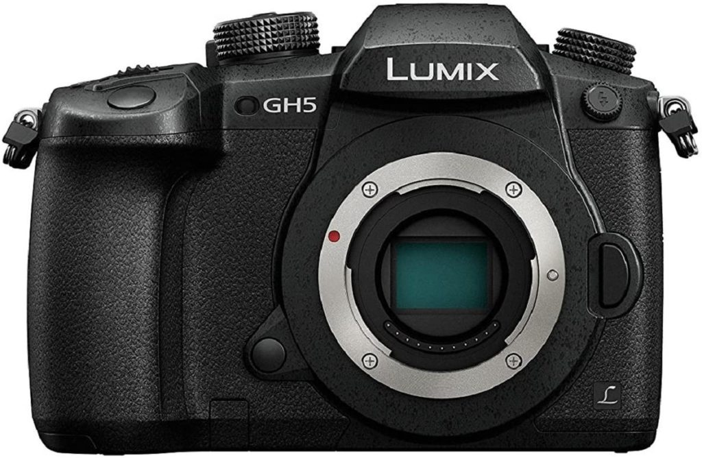 Appareil photo Hybride Panasonic Lumix GH5