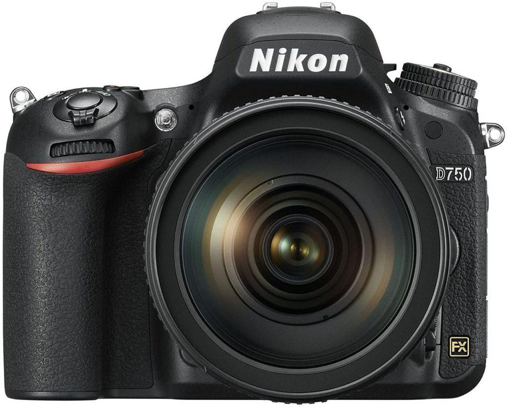 Nikon D750 Appareil photo numérique Reflex