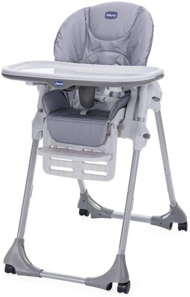Chicco – Chaise Haute Bébé Polly Easy