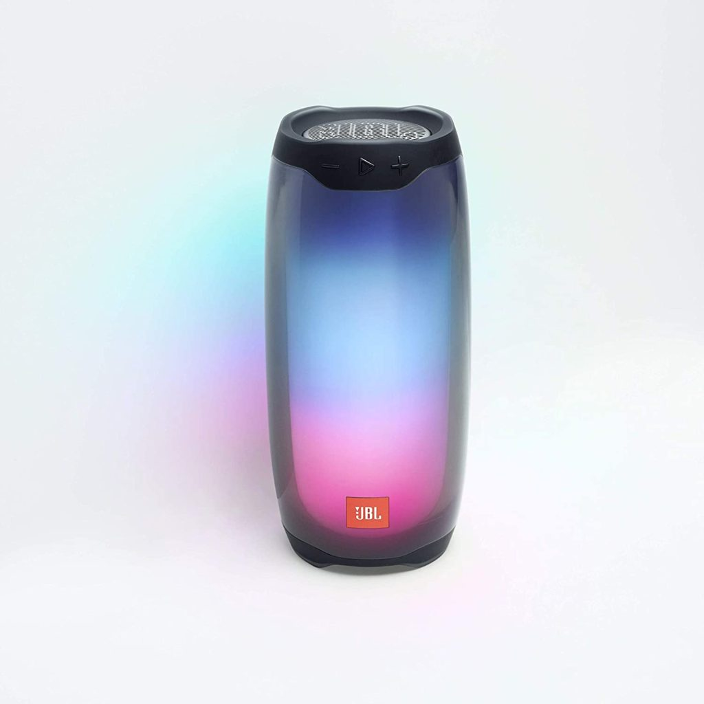 Enceinte portable Bluetooth JBL Pulse 4 Noir