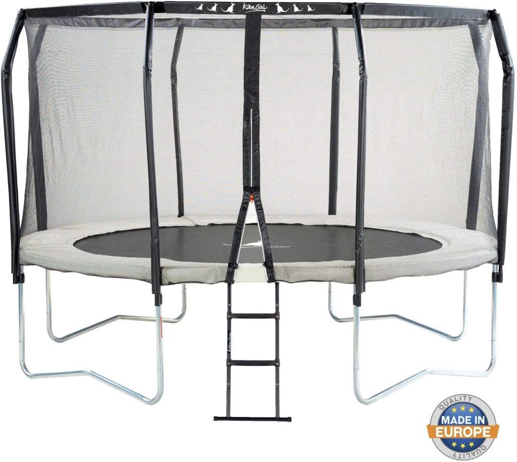 Kangui - Trampoline de Jardin FAMILI