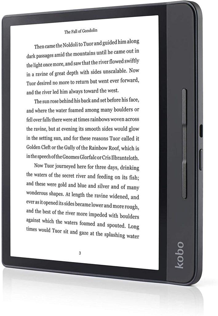 Liseuse eBook Kobo FORMA noire