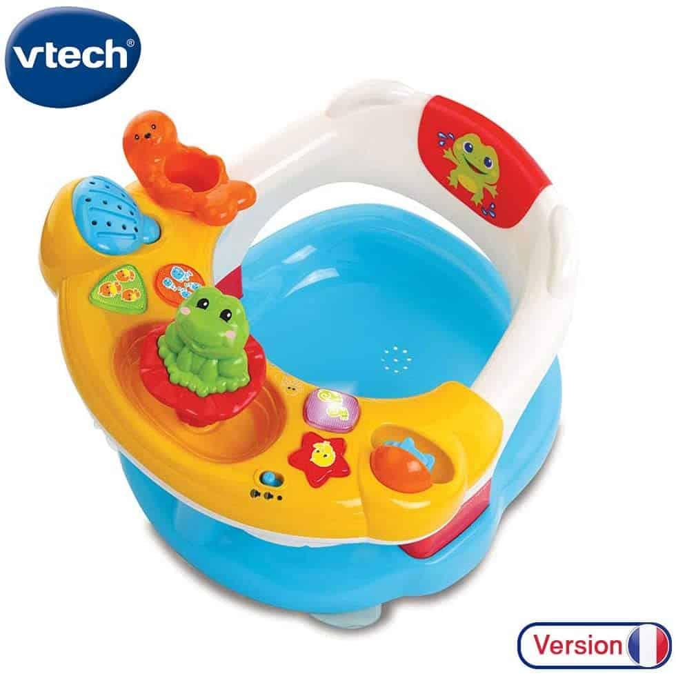 VTech- Super Siege 2 en 1 Baby Premier Age