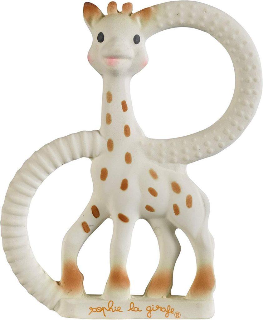 Vulli - So'Pure - Sophie la Girafe - Anneau de Dentition - Version très Souple