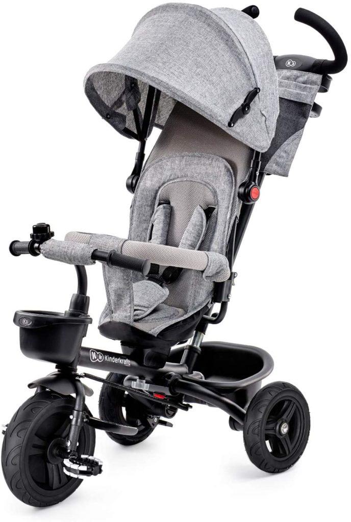 Kinderkraft Tricycle Enfant Évolutif AVEO